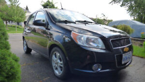 2009 AVEO5 LT with SUNROOF