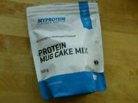 Protein mug cake mix, my protein