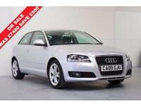 2009 AUDI A3 2.0 TDI S-TRONIC SPORT 5DR, FROM £170.87 A MONTH