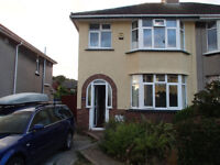 three bedroom semi detached in Horfield near hospital, gloucester road