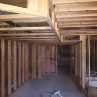 Professional Basement Framing Services