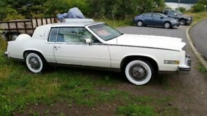 1984 Cadillac Eldorado Coupe (2 door)