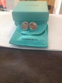 Tiffany & Co Cuff Links
