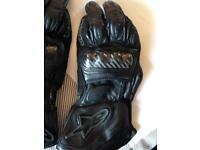 Alpinestars SP-2 Men's motorbike gloves Medium