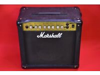Marshall MG15DFX Guitar Amp £75