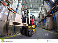 $16/hr - 5 Forklift Operators Needed At Keele/Hwy 7