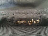 Genuine GHD Boho Chic heat resistant styler bag