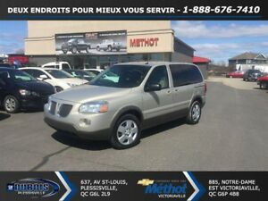 2008 Pontiac Montana SV6 EXCELLENTE CONDITION+TRES PROPRE