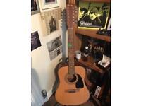 Fender 12 string guitar