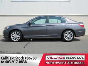 2014 Honda Accord Touring | Leather | B/U Cam | Sunroof |