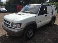 Isuzu Trooper 3.0 diesel 5 door Lux