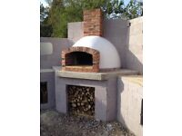 Wood Fired Pizza Oven Plans and Formers - Internal Diameter 90cm