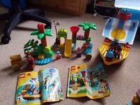 Jake & the Neverland pirates Lego set £30 ONO