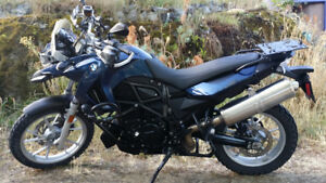 2012 BMW F650 GS Twin (800 cc) 22000 km Dual Sport Adventure