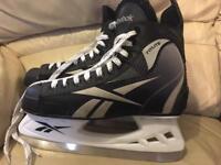 Reebok fitlite hockey ice skates