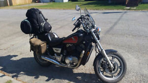 1985 VT1100 Honda Shadow