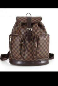 Louis Vuitton bag/back pack