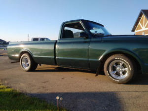 1969 Chevrolet C10 lowered