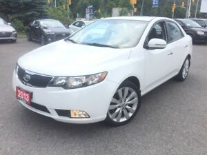 2013 Kia Forte 2.4L SX Luxury