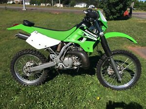 •••KAWASAKI KDX200 MINT CONDITION•••