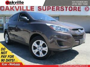 2014 Hyundai Tucson GL | ACCIDENT FREE | ONE OWNER | AWD