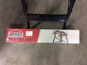 Jobmate Folding Work Benches