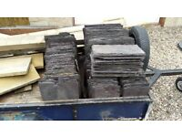 400-500 welsh Slates