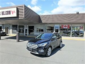 2017 Ford Escape Titanium 4WD 2.0L ECO-BOOST