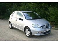 Family Owned from NEW Citroen C3 with SERVICE HISTORY and NEW MOT