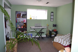 Nice, bright and clean basement suite for rent