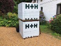 Lightweight thermal blocks