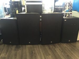 Yorkville  ps15P,SP12P,SP10P FOR SALE