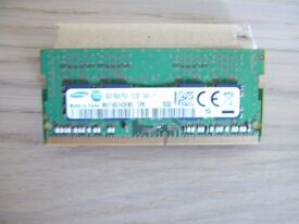 Samsung DDR4 PC4 4GB Laptop Memory *£20 ovno*