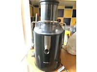 Pro Kitchen Whole Fruit Juicer
