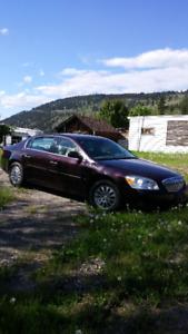 2008 Buick Lucerne Sedan
