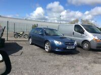 Subaru Legacy Boxer mint condion full service history