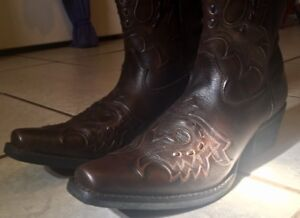 Western Boots (Mens Size 10.5 D) - BEST OFFER TAKES IT