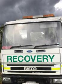 Ford iveco 1993 recovery