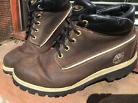 Timberland boots 9