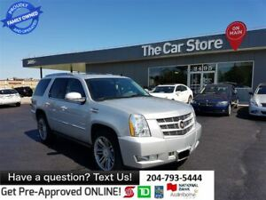 2013 Cadillac Escalade PLATINUM! NAVI, LEATHER, CAM, DVD, local