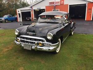 1952 Chevrolet Styleline Deluxe 2 Door