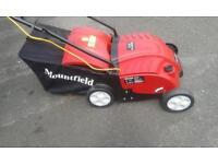 mountfield se350 scarifier