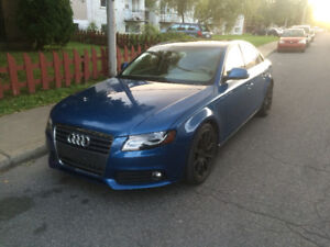 2009 Audi A4 (new engine by AUDI) NEGO
