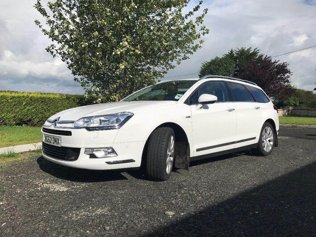 2013 citroen c5 2 0 hdi exclusive in ballymoney county antrim gumtree. Black Bedroom Furniture Sets. Home Design Ideas