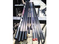 AVANTI 12.5 GTR Carbon 1250 Fishing pole