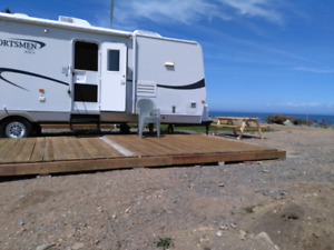 Trailer for rent by the Ocean - Green-Point, NB
