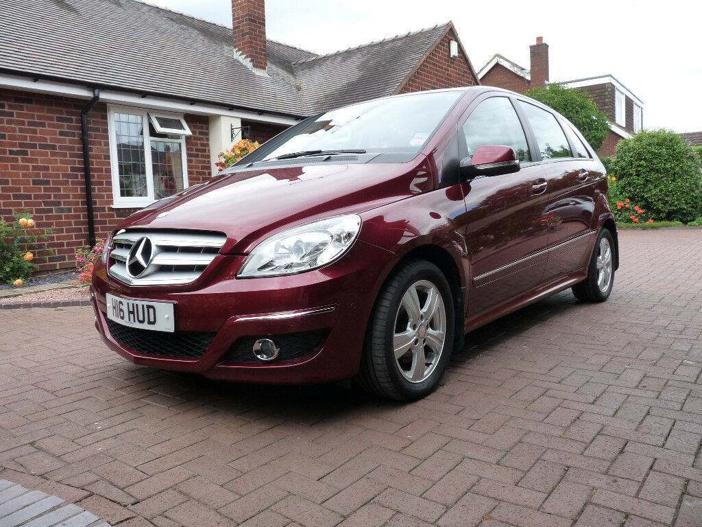 2009 mercedes b class b180 cdi se manual 6 speed in stafford staffordshire gumtree. Black Bedroom Furniture Sets. Home Design Ideas