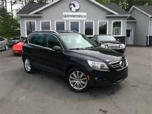 2009 VW Tiguan HIghline
