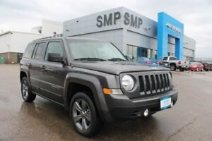 2015 Jeep Patriot High Altitude - Leather, Sunroof, Alloy Rims