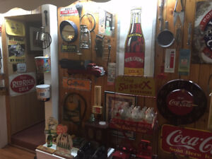 Oil & Gas, Soda Pop Items and much more.....NEW STUFF